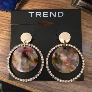 Brand new never worn earrings